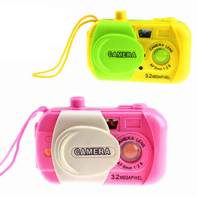 New Toy Camera Kids Children Baby Learning Study Educational Take Photo Gadget