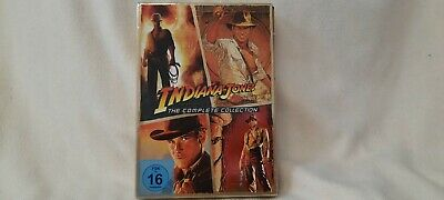 Indiana Jones - The Complete Collection [5 DVDs] (2008)