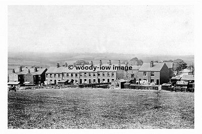 pt6863 - Crigglestone , view from back of Cliffe , Yorkshire - photo 6x4