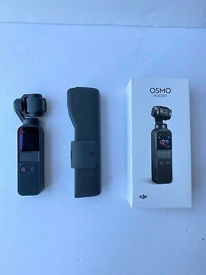 DJI Osmo Pocket Handheld Camera 3-Axis Mechanical Gimbal Excellent Condition