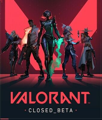 VALORANT Account Beta Access EU West  Email Zugang und Riot Account!!