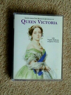 Leaves From The Highland Journal Of Queen Victoria  - Audio Book-( 2 Cassettes)