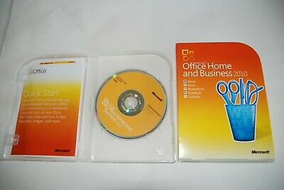 Microsoft Office Home and Business 2010 and product Key
