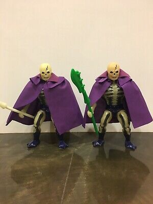 Custom He Man MOTU Masters of the Universe Scare Glow replacement cape accessory