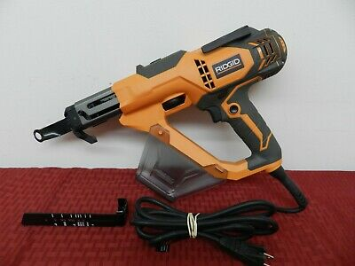 RIDGID Fuego Drywall & Deck Collated Screwdriver  R6791