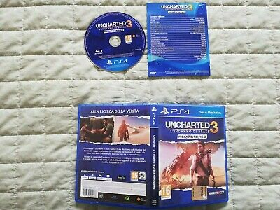 ►►Uncharted 3 L Inganno Di Drake Ps4 Pal Ita◄◄