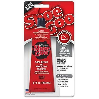 Shoe Goo Adhesive Repair Shoe Skate Repair Glue Adhesive Black 3.7 Oz Tube