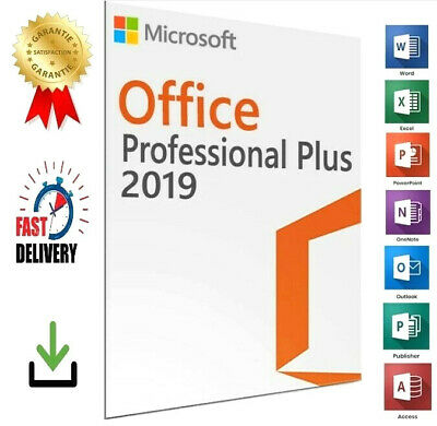 MICROSOFT OFFICE 2019 PROF PLUS 32/64bit 🔥[ORIGINAL]🔥[LICENSE KEY LIFETIME]