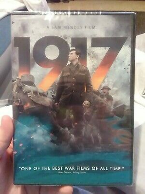 1917 (DVD) Factory Sealed