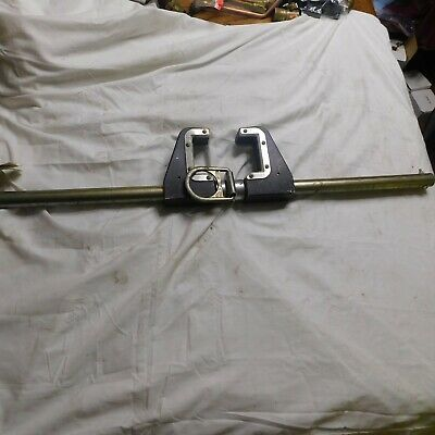 """Reliance Fall Protection Sklyline Beam Clamp 2"""" to 26"""" Mfg. Date 2011"""