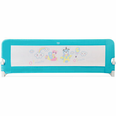 Topbuy 69'' Breathable Baby Toddler Bed Rail Guard for Children Sleeping Safety