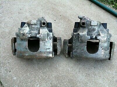 Ford Fiesta XR2 Calipers and Carriers