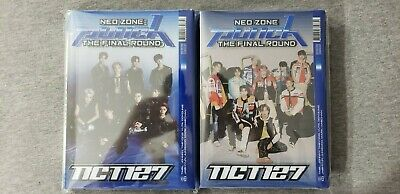 NCT 127 NEO ZONE: The Final Round (PUNCH) Album Only (No Photocards etc)