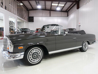 1968 Mercedes-Benz 200-Series 280SE Cabriolet | Highly optioned | Factory air 1968 Mercedes-Benz 280SE Cabriolet | Original European delivery example