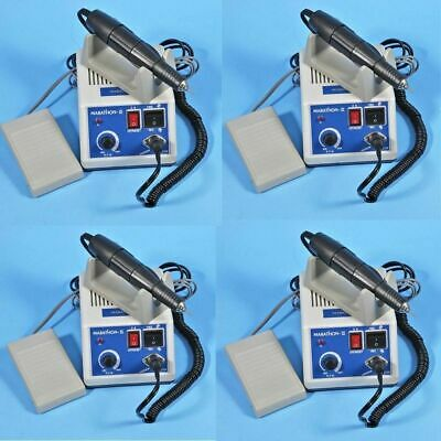 4*Dental Electric Micromotor Marathon Polishing Jewelry + Handpiece 35K RPM %Bi