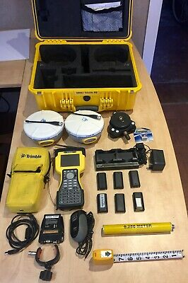 Trimble R8s Integrated GNSS System; Surveying Equipment.