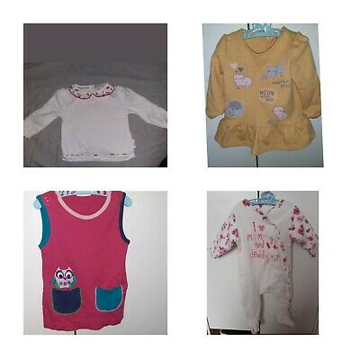 Baby clothes bundle 6-9 months girls - ted baker.mothercare.george.lingelind
