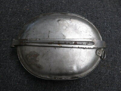 """Early Pre Wwi Us Gi Mess Kit-Vg Condition-""""R.i.a. 1898"""""""