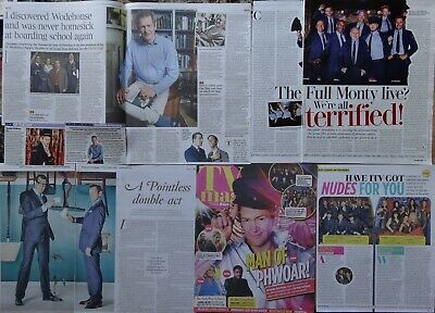 Alexander Armstrong - clippings/cuttings/articles