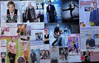 Jeff Brazier - clippings/cuttings/articles