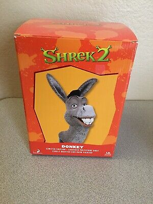 Shrek 2 Donkey MR Bust Limited Edition 0402/2500 Master Replica