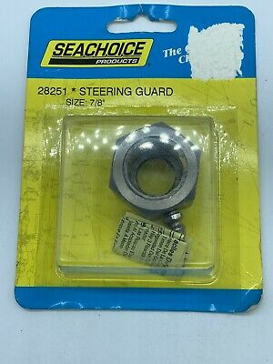 """Seachoice, Steering Guard, 7/8"""", Fits Most Outboard & Stern Drives, P/N 28251"""