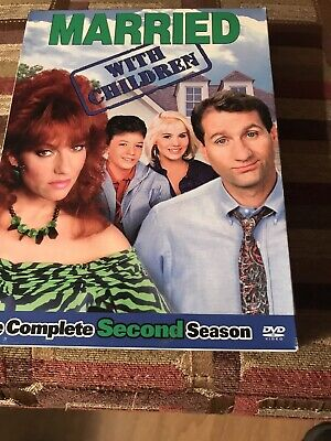 Married With Children The Complete Second Season