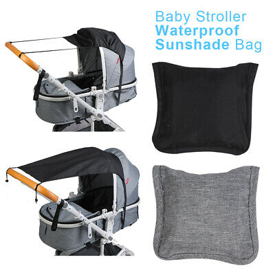 Baby Buggy Pushchair Stroller Pram Car Seat Cover Protect Sun Shade Canopy A4816