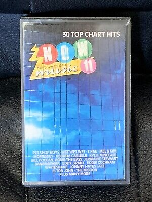 Now That's What I Call Music 11 -  - Cassette Tape