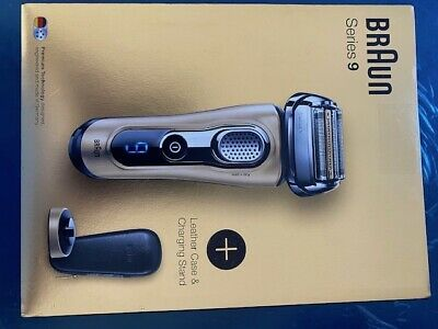 Braun 9299s Limited Edition Shaver - Gold