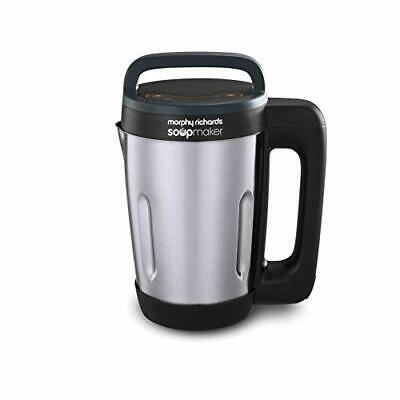 Morphy Richards 501028 Soupmaker 4 Settings, Easy Clean, 1.6 liters, Stainless