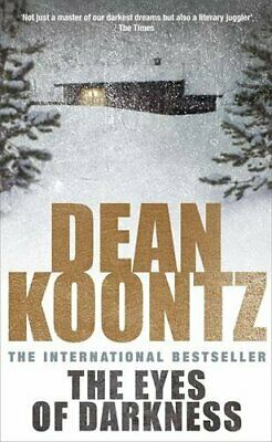 The Eyes of Darkness: A terrifying horror novel of ... by Koontz, Dean Paperback