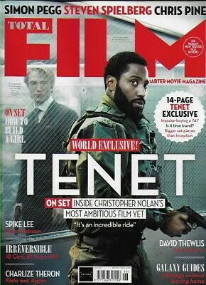 TOTAL FILM - Issue 299 (NEW)*Post included toUK/Europe/USA/Canada