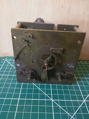 Antique French Japy Freres Dead Beat Clock Movement