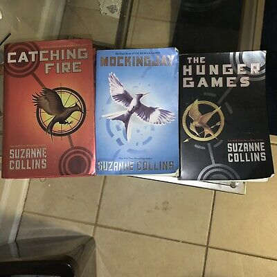 The Hunger Games Mix Book Set