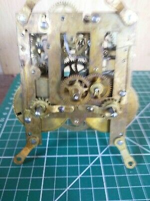 JUNGHANS  CLOCK PARTS MOVEMENT FOR SPARES AND REPAIRS working order