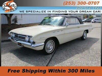 1962 Buick Other custom Cream White Buick Special with 82,226 Miles available now!
