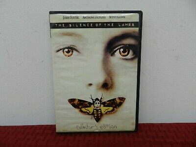 The Silence of the Lambs (DVD, 2-Disc Collectors Edition, 2006)