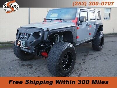 2008 Jeep Wrangler Rubicn Jeep Wrangler Unlimited with 34,137 Miles available now!