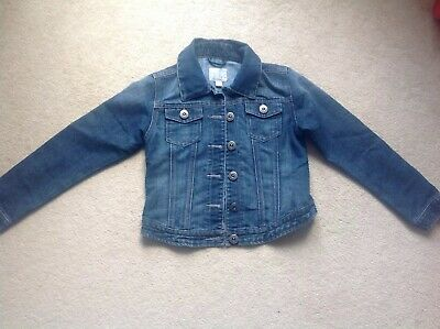 Girls Next Denim Jacket Age 9-10 Years