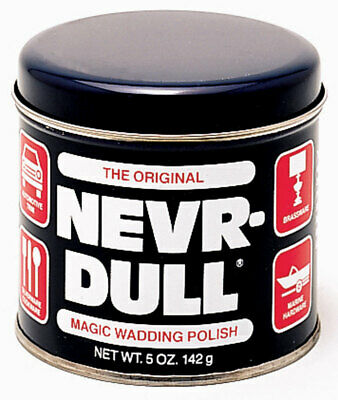 NEW!! The ORIGINAL NEVER DULL MAGIC WADDING POLISH
