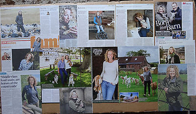 Kate Humble - clippings/cuttings/articles