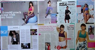 Davina McCall - clippings/cuttings/articles