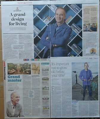 Kevin McCloud - clippings/cuttings/articles