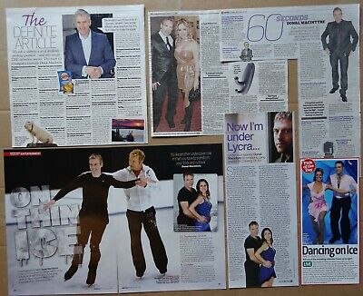 Donal MacIntyre - clippings/cuttings/articles