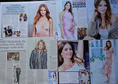 Millie Mackintosh - clippings/cuttings/articles