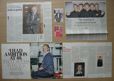 Graham Norton - clippings/cuttings/articles