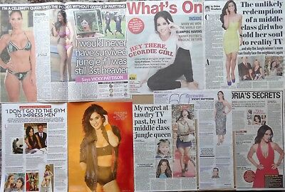Vicky Pattison - clippings/cuttings/articles