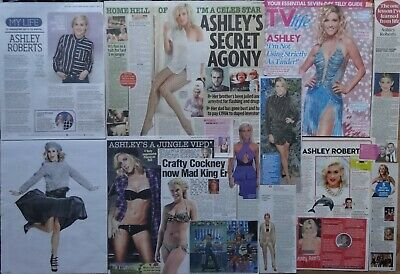 Ashley Roberts - clippings/cuttings/articles