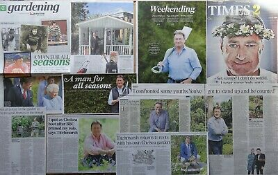 Alan Titchmarsh - clippings/cuttings/articles